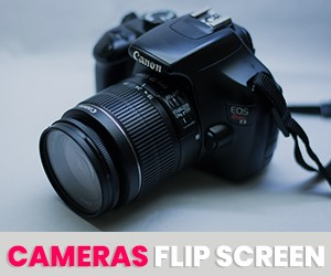 Best Camera With Flip Screen