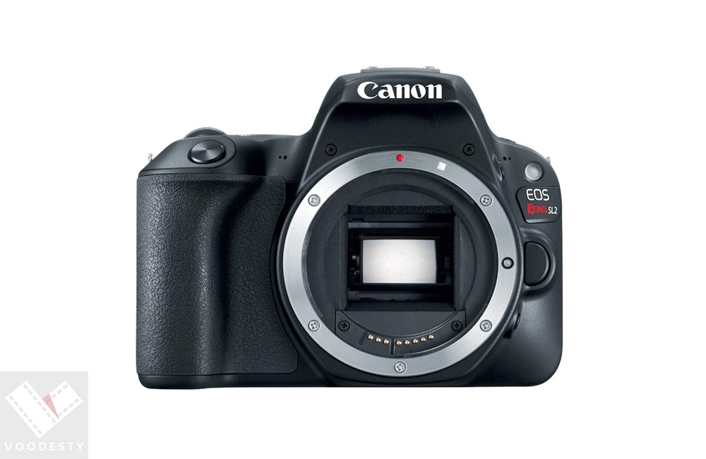 Canon EOS Rebel SL2 Digital SLR