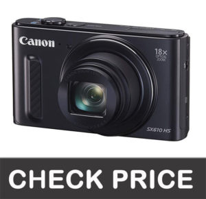 Canon PowerShot SX610 Wifi Enabled