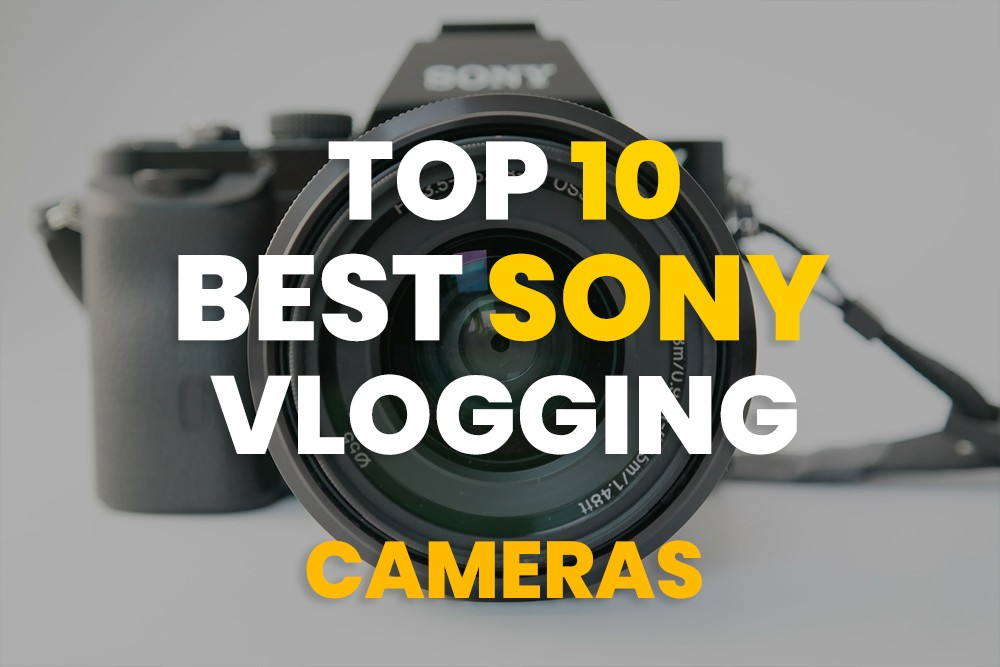 Sony Vlogging Camera