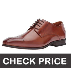 Florsheim Men's Casablanca Perf Toe Dress Shoe Lace Up Oxford
