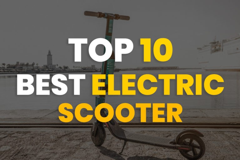 Best Electric Scooter For Climbing Hills (Updated 2021)