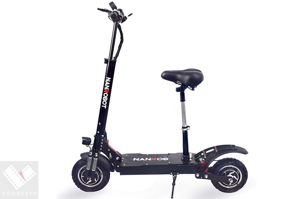 Nanrobot D4+ Pro High-Speed Electric Scooter