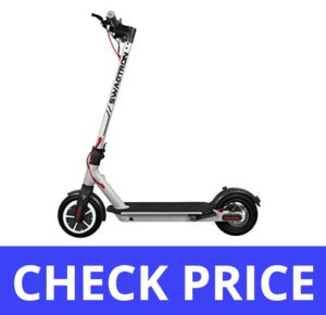 Swagtron High-Speed Electric Scooter