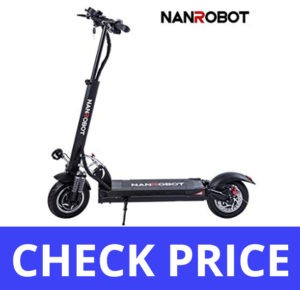 XINAO NANROBOT D5+High Speed Electric Scooter