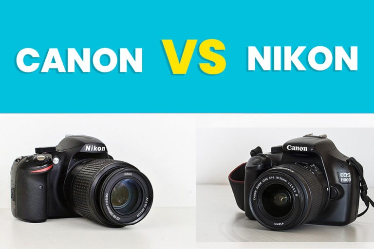 Canon Vs Nikon Lenses