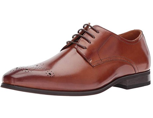 Florsheim Men's Casablanca Perf Toe Dress Shoe Lace-Up Oxford