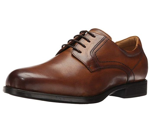 Florsheim Men's Medfield Plain Toe Oxford Dress Shoe