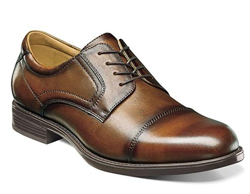 Florsheim Men's Midtown Cap Toe Oxford