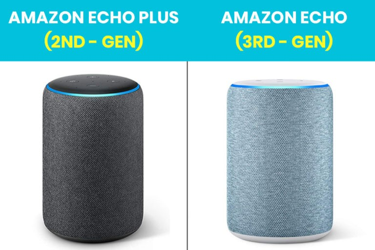 difference between echo and echo plus