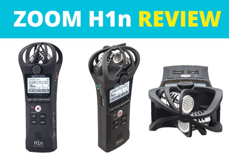 Zoom H1n Review (ULTIMATE GUIDE 2020)