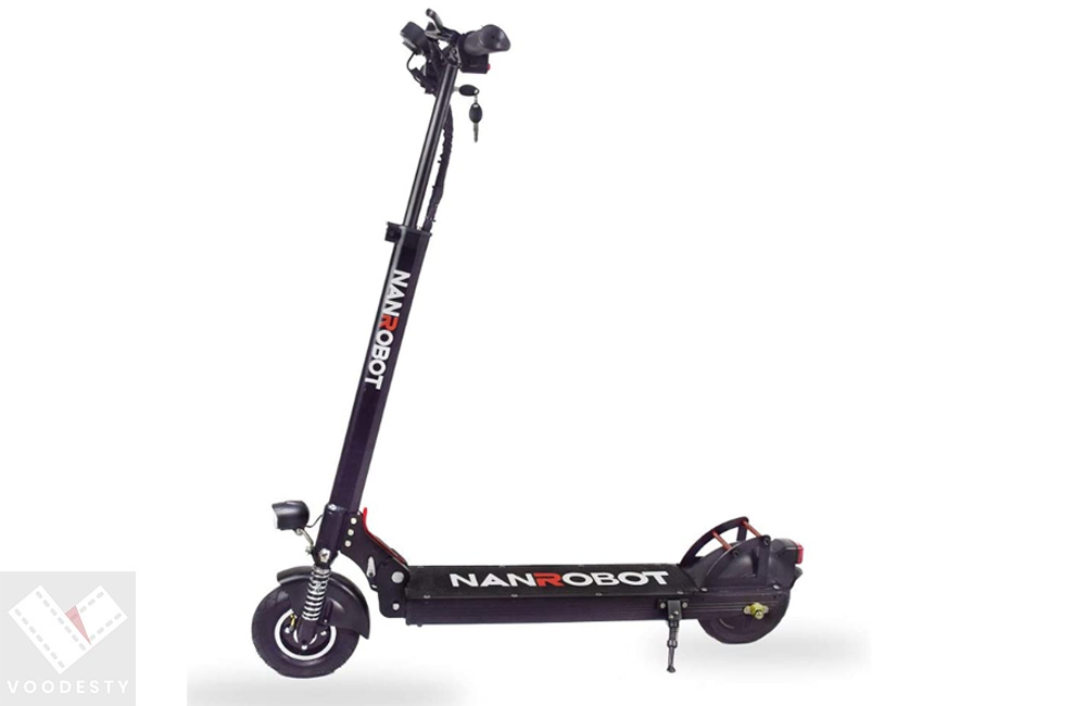 NANROBOT X4 Best Electric Scooter for Uphills