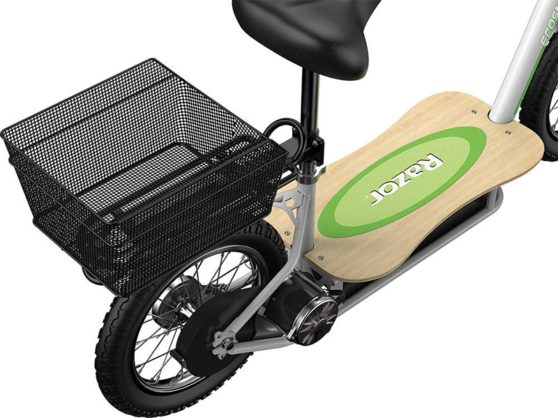 razor ecosmart scooter battery