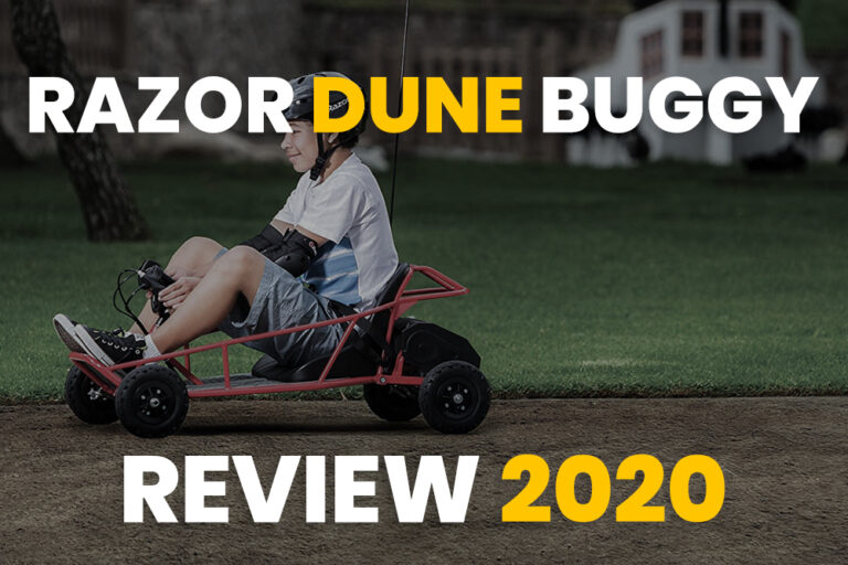 Razor Dune Buggy Review