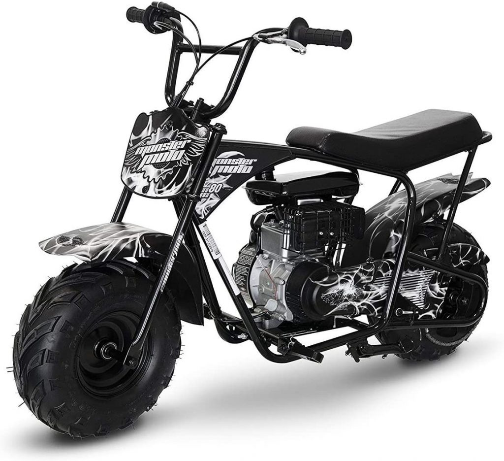Monster Moto Gas Powered Scooter