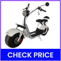 FatBear FAT CITY best rated fat scooter