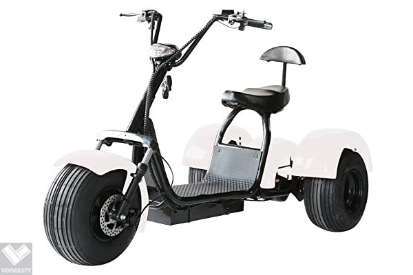 eDrift best rated fat tire electric scooter