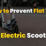 How to Prevent Flat Tire On Electric Scooter