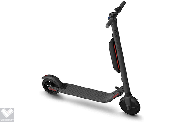 Segway Ninebot ES4 Electric Kick Scooter For Delivery