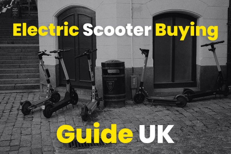 Electric Scooter Buying Guide UK
