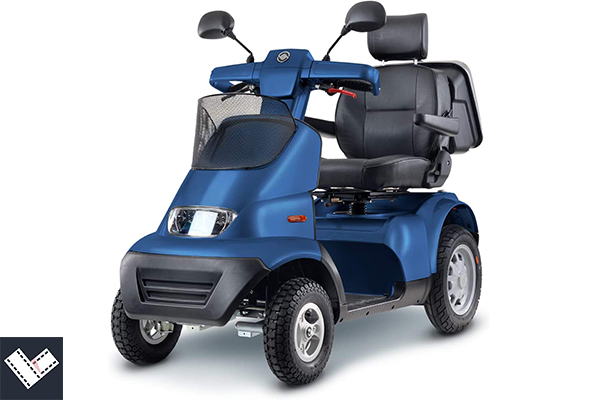 Afikim Afiscooter Best Mobility Scooter for Sand