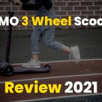 GOMO 3 Wheel Scooter Review