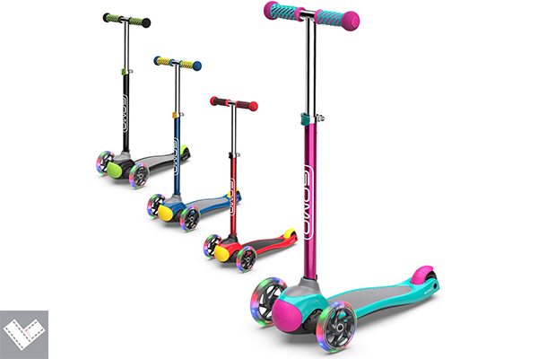 Gomo Scooter Review