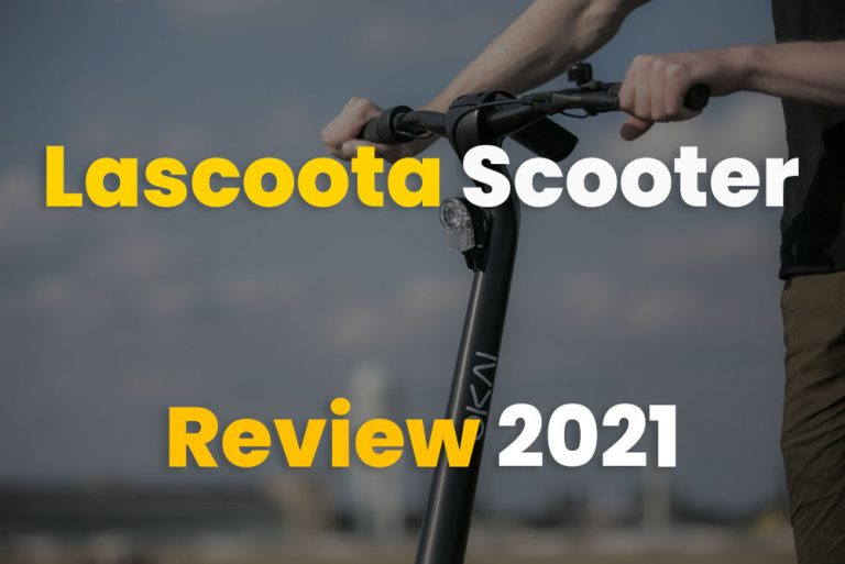 Lascoota Scooter Review 2021
