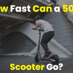 how fast can a 50cc scooter go