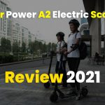 razor power a2 electric scooter review