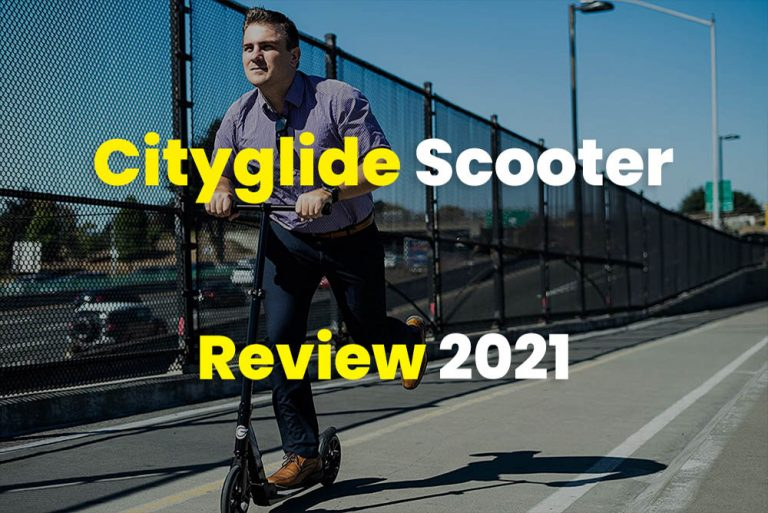 Cityglide Scooter Review (Ultimate Guide 2021)