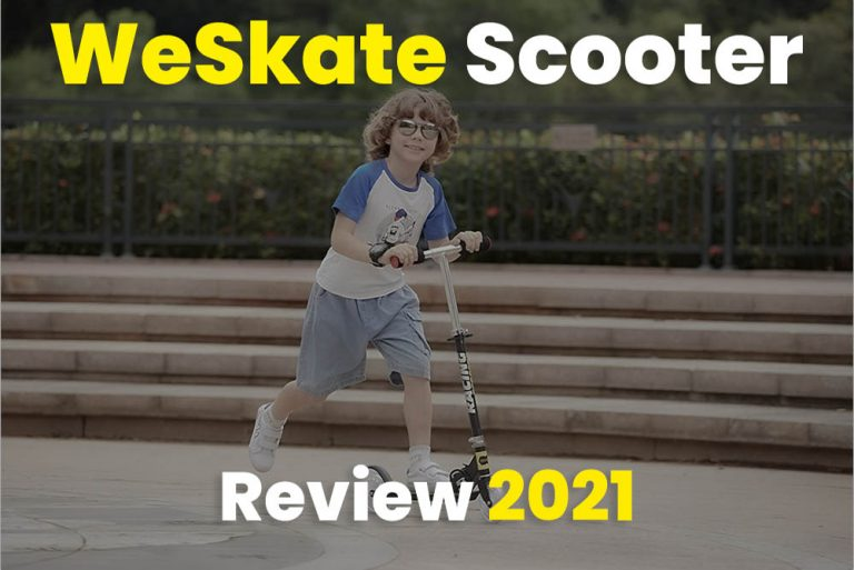 Weskate Scooter Review (Updated 2021)