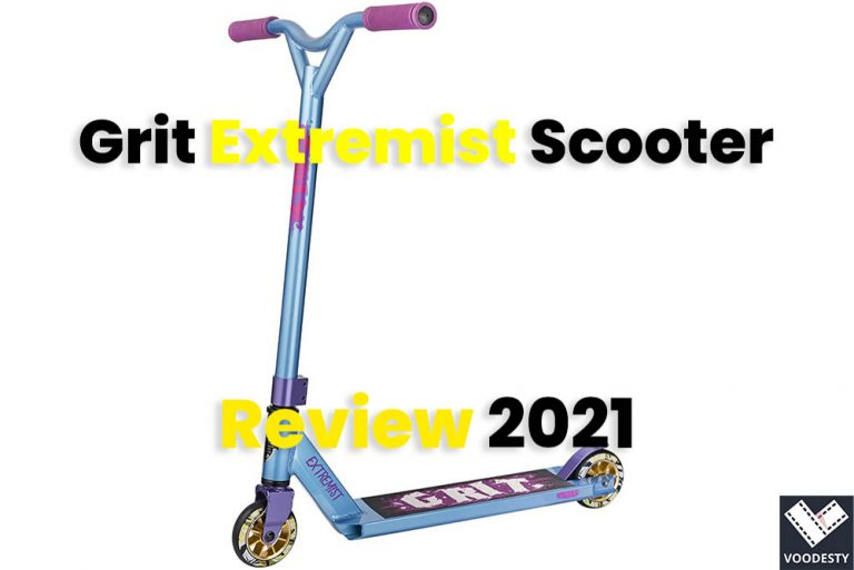 Grit Extremist Scooter Review