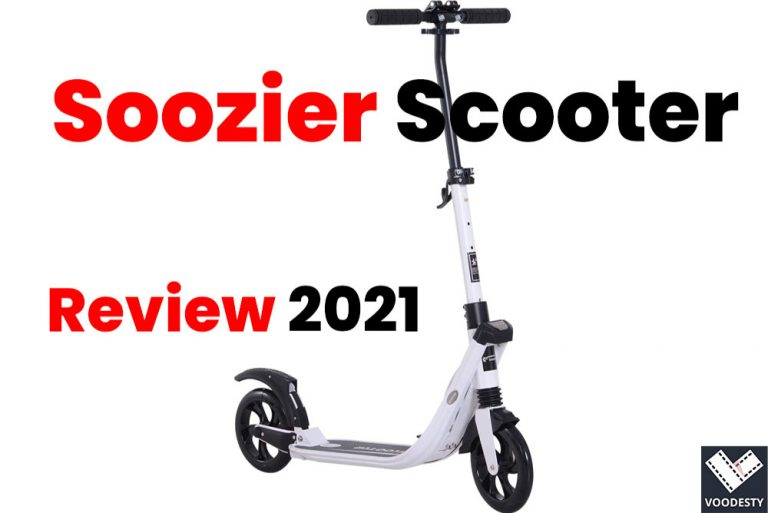 Soozier Scooter Review
